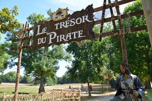 le trésor du pirate 1